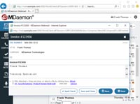 MDaemon Webmail - RelayFax Network Fax Manager Integration